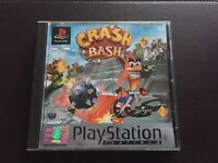 PlayStation 1 boxed crash bandicoot game. Ps1