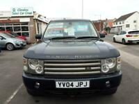 2004 Land Rover Range Rover HSE 3.0 Td6 Diesel Automatic From £6,995 + Retail Pa