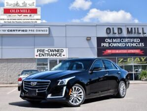 2015 Cadillac CTS   - Low Mileage