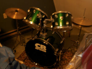 cb drumset