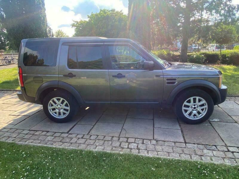 2005 Land Rover Discovery 3 2.7 TD V6 S 5dr SUV Diesel Automatic