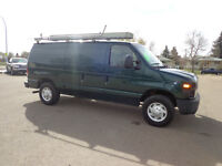 2008 Ford E-250 CARGO COMMERCIAL VAN AMVIC CERTIFIED