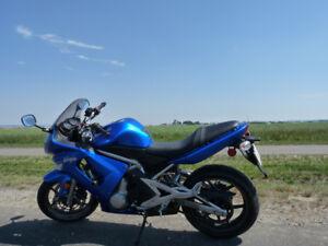 2007 Ninja 650R - Low Mileage