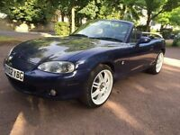 Mazda MX-5 1.8 i 2dr automatic car