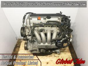JDM 03-07 Honda Accord 2.4L DOHC i-VTEC K24A Engine Motor