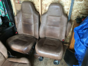 King Ranch seats for your classic truck