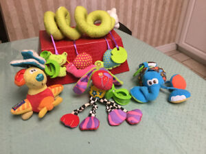 Soft Baby Toys $10 all