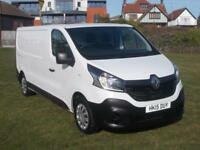 Renault Trafic 1.6dCi LONG WHEEL BASE LL29 115 Business