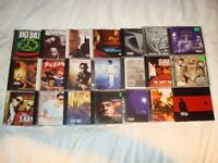 LARGE COLLECTION OF MUSIC CD'S