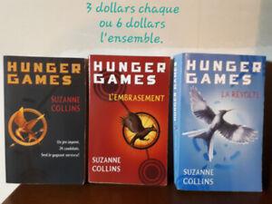 Divers livres, en bon état