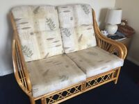 Conservatory Sofa. 2 seater