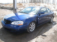 FOR PARTS 2003 Acura CL 3.2 TYPE-S@PICNSAVE WOODSTOCK Woodstock Ontario Preview