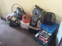 Job Lot - House Clearance NEW/USED - Ideal for Carboot Stock