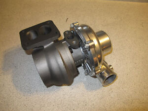 Rebuilt Isuzu RHE61 Turbocharger VB720024 CIBL