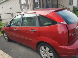 Ford focus a vendre