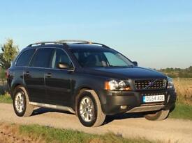 54 Volvo XC90 2.4TD D5 163bhp AWD Geartronic SE Only 91k FSH Deposit taken