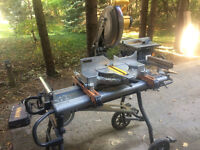 Dealt Mitre Saw with Stand