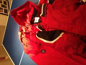 YOUTH DESCENTE SNOW SUIT SIZE 12