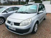04 Renault Scenic 1.5 DCi 100 Rush MPV*ONLY 77,000 MILES*Great MPG cheap car