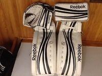 Goalie set Reebok P4 Pro int. - ensemble gardien P4 pro int.