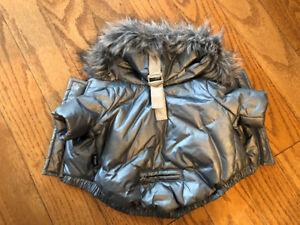 Magnifiques manteau pour chiens PUPPY ANGEL Gris
