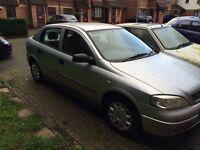 Vauxhall Astra 1.6 AUTO vgc