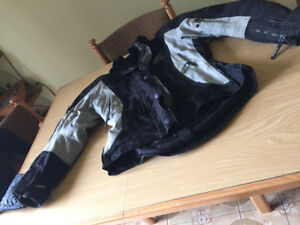 Manteau et pantalon Rukka  de moto pour Femme, gr 42