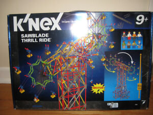 K'NEX Sawblade Thrill Ride