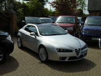 2006 56 Reg Alfa Romeo Brera 2.2JTS SV 36000 MILES ! Px Welcome