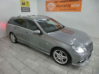 2011,Mercedes-Benz E220 2.1CDI CDI Avantgarde***BUY FOR ONLY £60 PER WEEK***