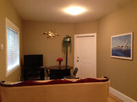 Two bedrooms walkout ground suite near Coquitlam Centre for rent