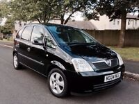 IMMACULATE VAUXHALL MERIVA LOW MILEAGE 1.6 ENERGY MODEL 12 MONTHS MOT HPI CLEAR BARGAIN