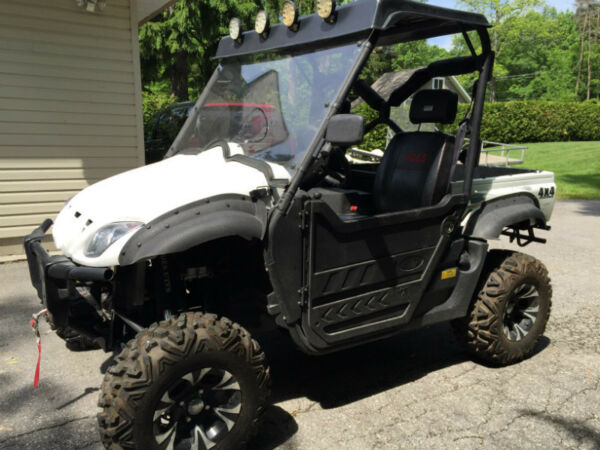 Used 2013 Other Odes 800 Dominator