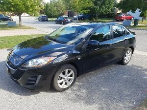 2010 Mazda Mazda3 GS Sedan - BLACK - NO ACCIDENTS - ONLY OWNER