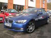 2006 56-Reg BMW 330d SE Coupe,LE MANS BLUE,RARE 3.0 DIESEL,HUGE SPEC!!!!