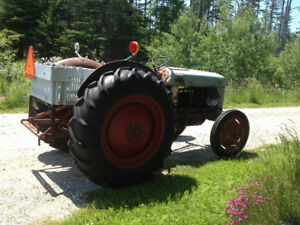 1948 Tractor