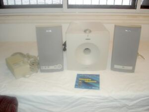 Multimedia Speakers & Subwoofer System Philips DSS 370