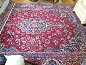 Persian handmade mud carpet Cornwall Ontario image 2