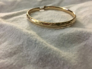 Beautiful gold bracket for sale