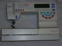 Pfaff Creative 7570 Computerized Sewing Machine with Embroidery