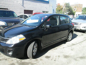 2010 Nissan Versa SL, 77km only, no accidents, cert and e-tested