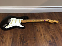 Rare! Early 90's Fender Stratocaster Squier USA/Mexico! - $350 (