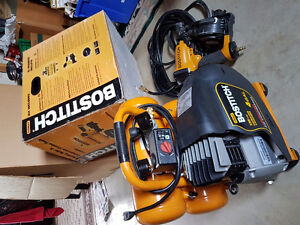 Roofing Gun and Compressor