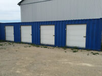 Modified Overseas Container with 4 Roll Up Doors (40 feet)