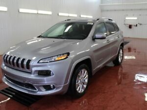 2017 Jeep Cherokee Overland  - $135.59 /Wk - Low Mileage