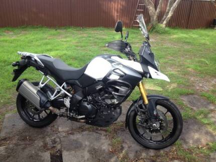 Suzuki V-Strom 1000 (ABS)  |   Long Rego  |  Lots of extras Sans Souci Rockdale Area Preview