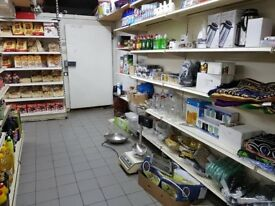 GROCERY & BUTCHER SHOP FOR SALE