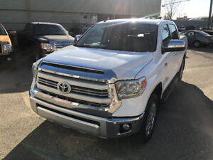 2014 Toyota Tundra Platinum 1794 Edition ///TOP MODEL LIKE NEW\\