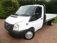 2013/63 Ford Transit T350 2.2TDCi 125PS LWB 13FT 6 DROPSIDE