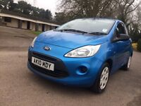Ford ka 2010 studio blue HPI CLEAR